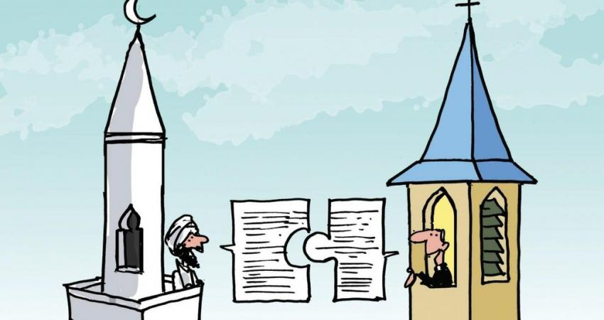 Dialogue islamo-chrétien